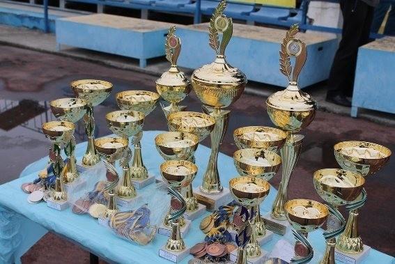 Команда фіскальної служби Івано-Франківщини здобула першість з міні-футболу