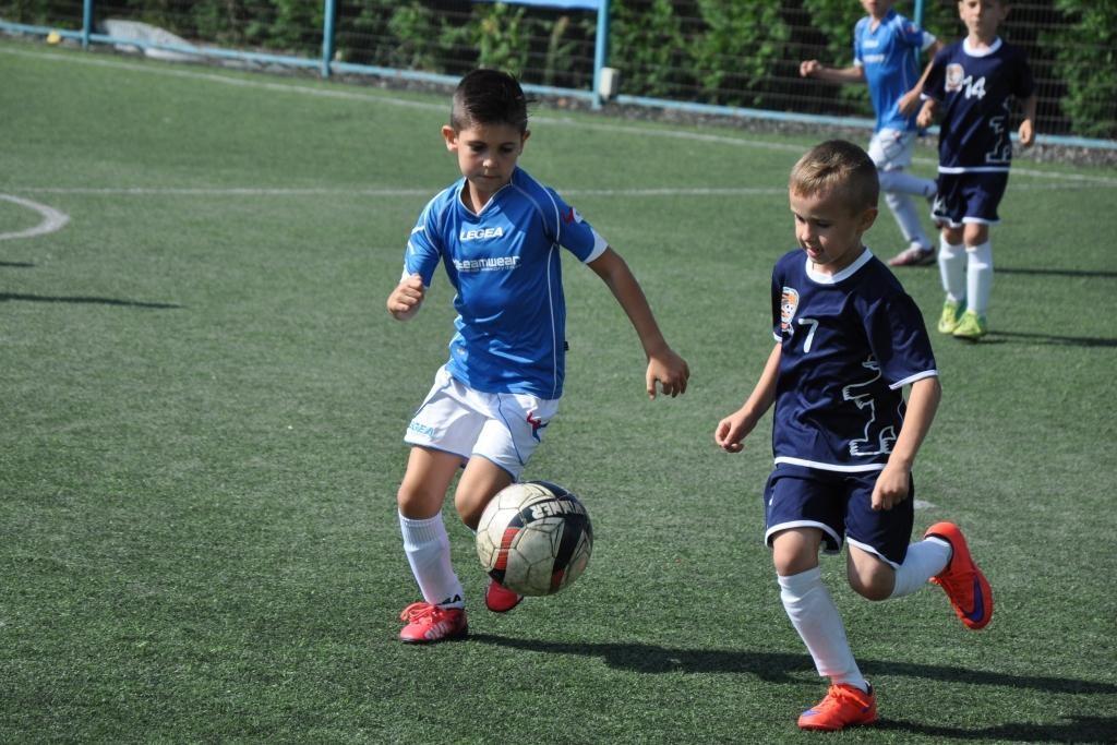 День захисту дітей на Васильківщині відзначатимуть по-футбольному!