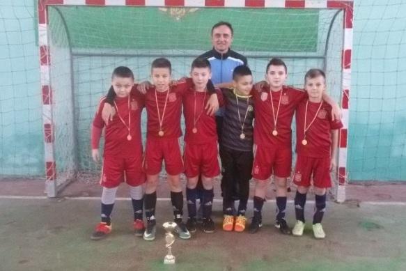 Юнаки з Бедевлі перемагають на турнірі у Берегові